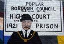 Poplar rates rebellion mural restored for centenary